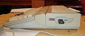 Atari ST Met ingebouwde Gotek Floppy Emulator