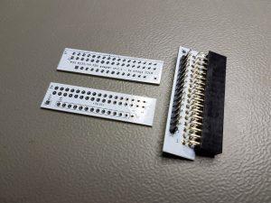 Soms maakt een Adapter voor een Gotek drive het installeren makkelijk(er)