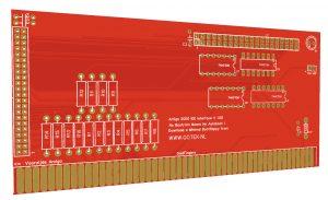 Shop: PCB, Amiga 2000 ATA Controller