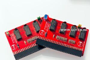 Shop: 2 x Amiga 500 geheugen uitbreiding top view