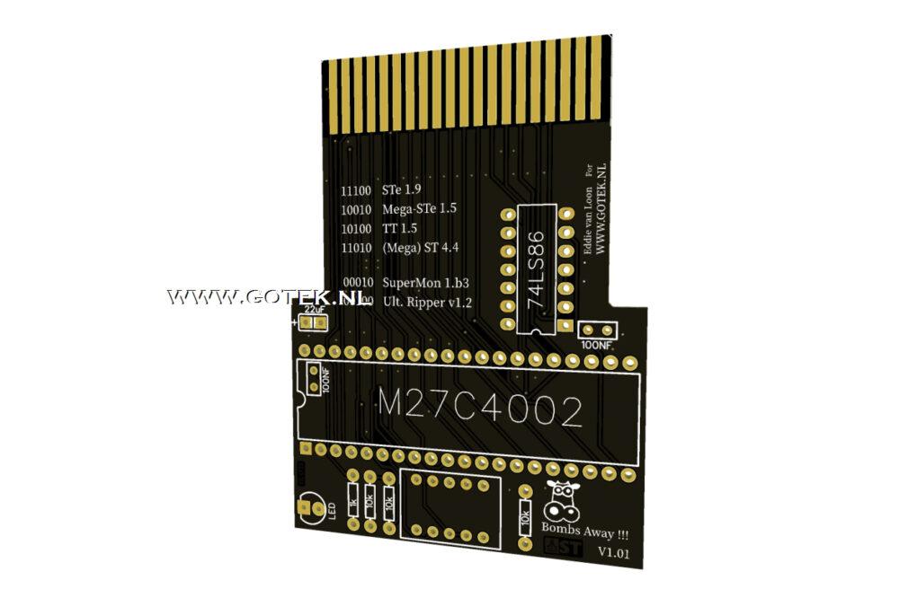 Slider 13 : Diagnostic Cartridge For Atari *