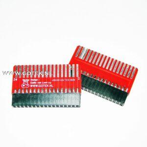 Gotek IDC-2-CardEdge adapter Close-up