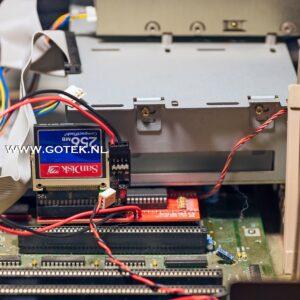 Amiga 2000 Interne IDE Interface geinstalleerd