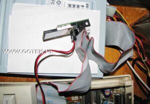 CF kaart en CD-ROM aan Ide Interface