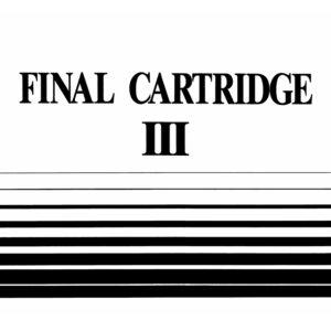 Final Cartridge III embleem