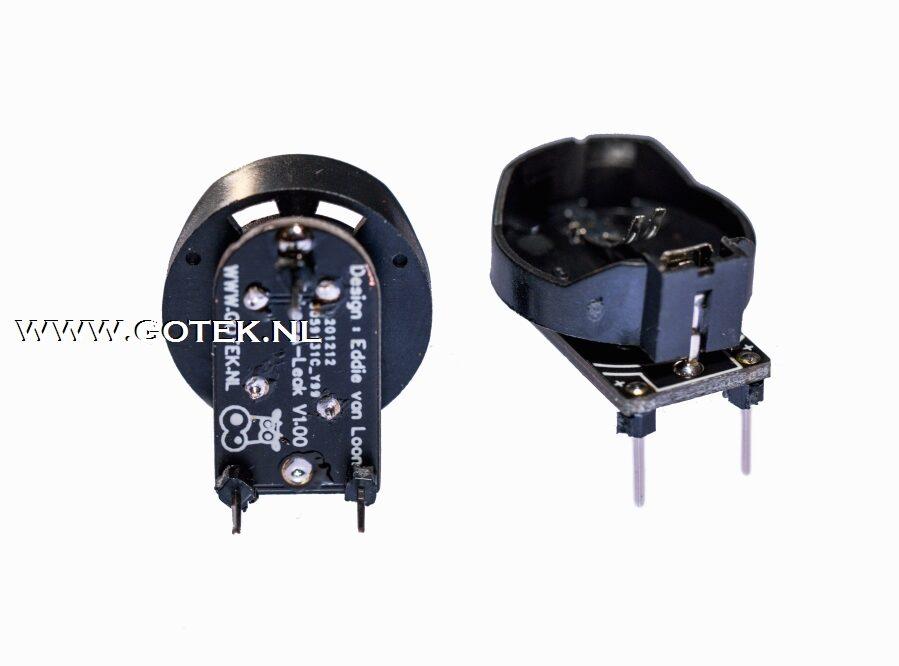 Slider 04 : Varta battery replacement PCB