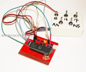 MSX : Prototyping van een Game Cartridge idee