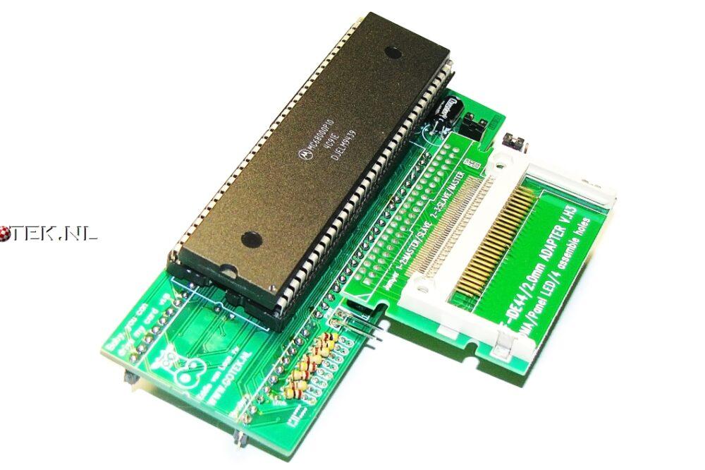 Slider 16 : IDE Interface for Amiga 500(+) / 2000