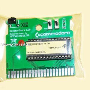 Commodore C64 Diagnostic Cartridge Diagnost4