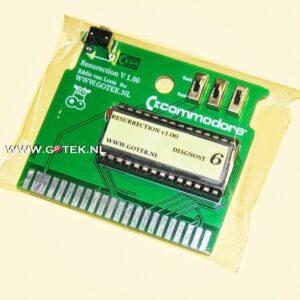 Commodore C64 Diagnostic Cartridge Diagnost6