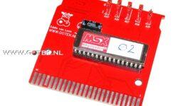 MegaLoadOn MSX Cartridge