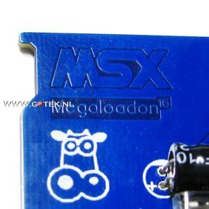 MegaLoadOn16 MSX Cartridge