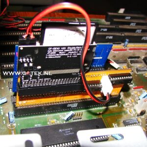 Amiga 2000 IDE Interface with 2 MB Fastram Add-on