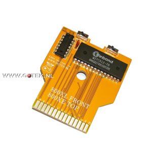 Diagnostics Cartridge 400 / 600 / 800 / 800XL / 65XE / 130XE / 800XE [Boven aanzicht]