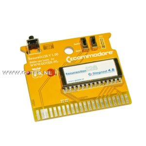 Resurrection128 Diagnostic Cartridge voor de Commodore 128