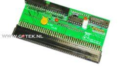 Amiga 500 extern IDE Interface (Boven aanzicht)