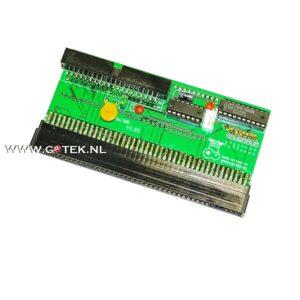 A500 extern IDE Interface (Boven aanzicht)