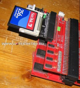 Splitter With 2MB Ram / IDE Controller