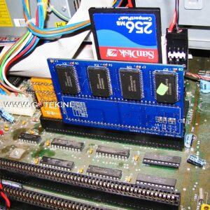 Amiga 2000 IDE Interface met 2 MB Fastram